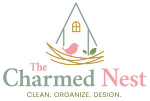 The Charmed Nest logo