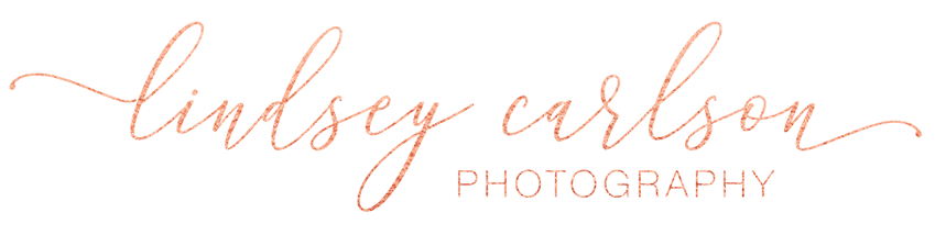 lindsey carlson photography logo
