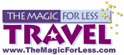 magic for less travel logo